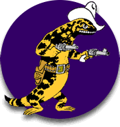 The Eastern Arizona College Gila Monster